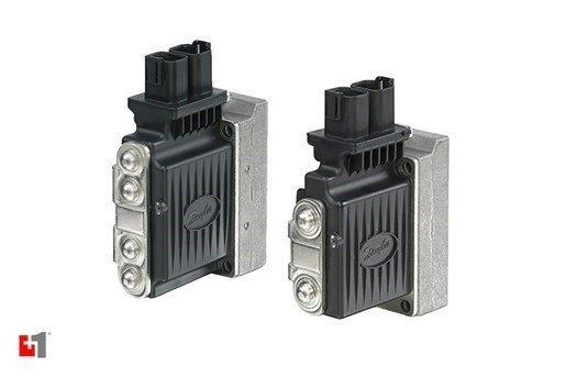 Actuador electrohidráulico PVE S7